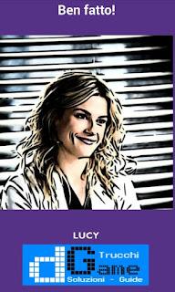 Soluzioni Guess The Grey's Anatomy livello 54
