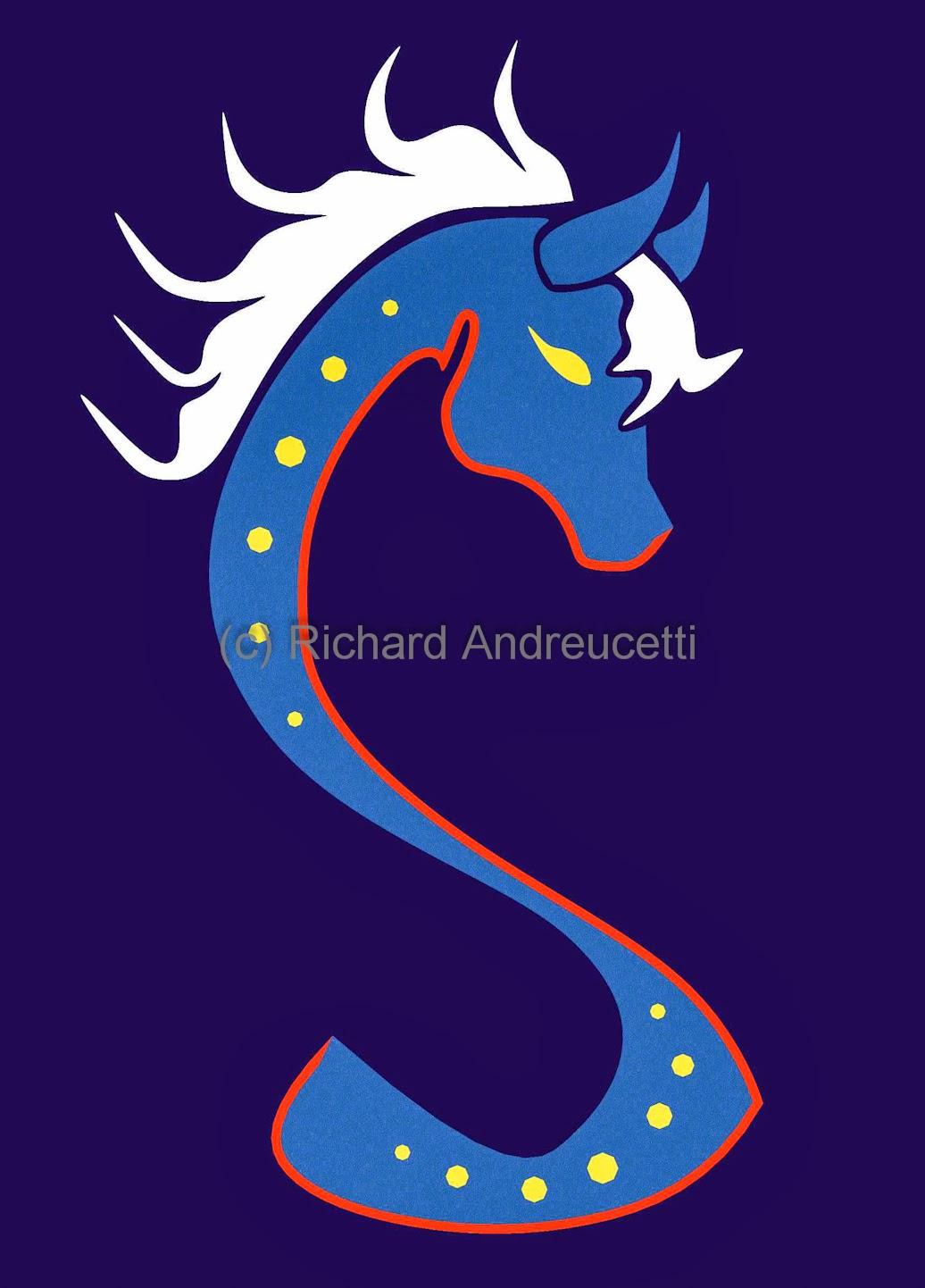logo design ireland, Vikings, sleipnir, horse