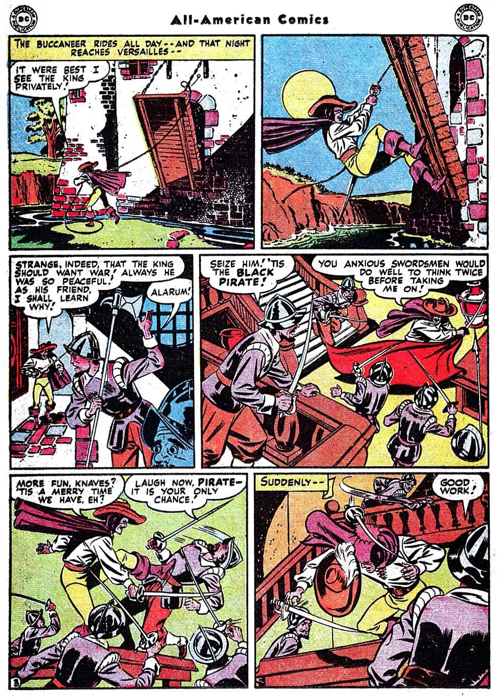 Read online All-American Comics (1939) comic -  Issue #91 - 36