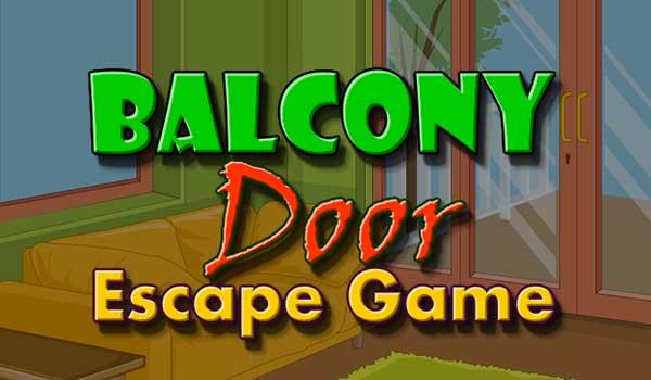 MeenaGames Balcony Door Escape