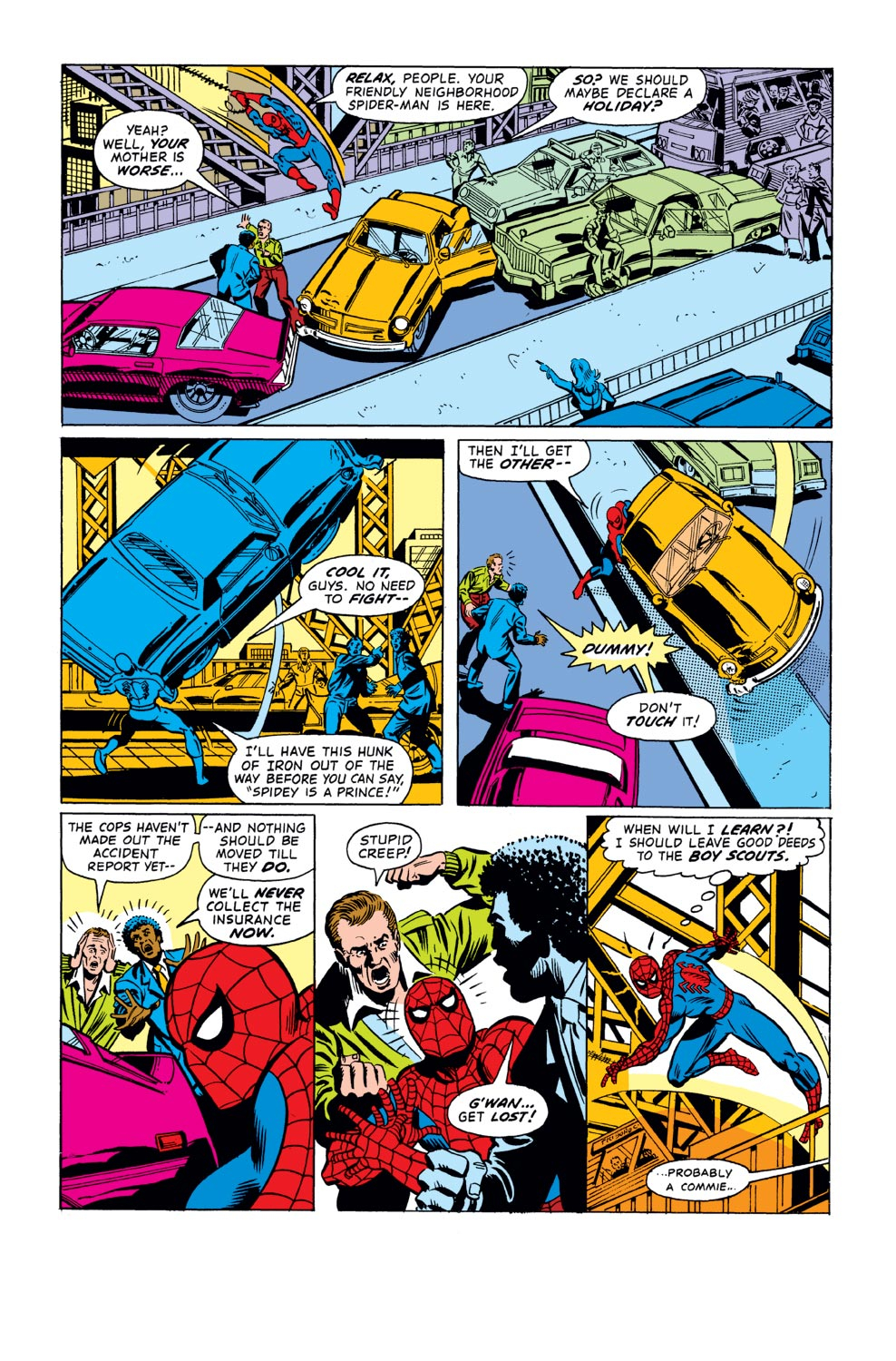 The Amazing Spider-Man (1963) 208 Page 2
