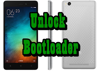 Cara Buka Bootloader Xiaomi Redmi 3/Pro Tanpa Menunggu Verifikasi SMS