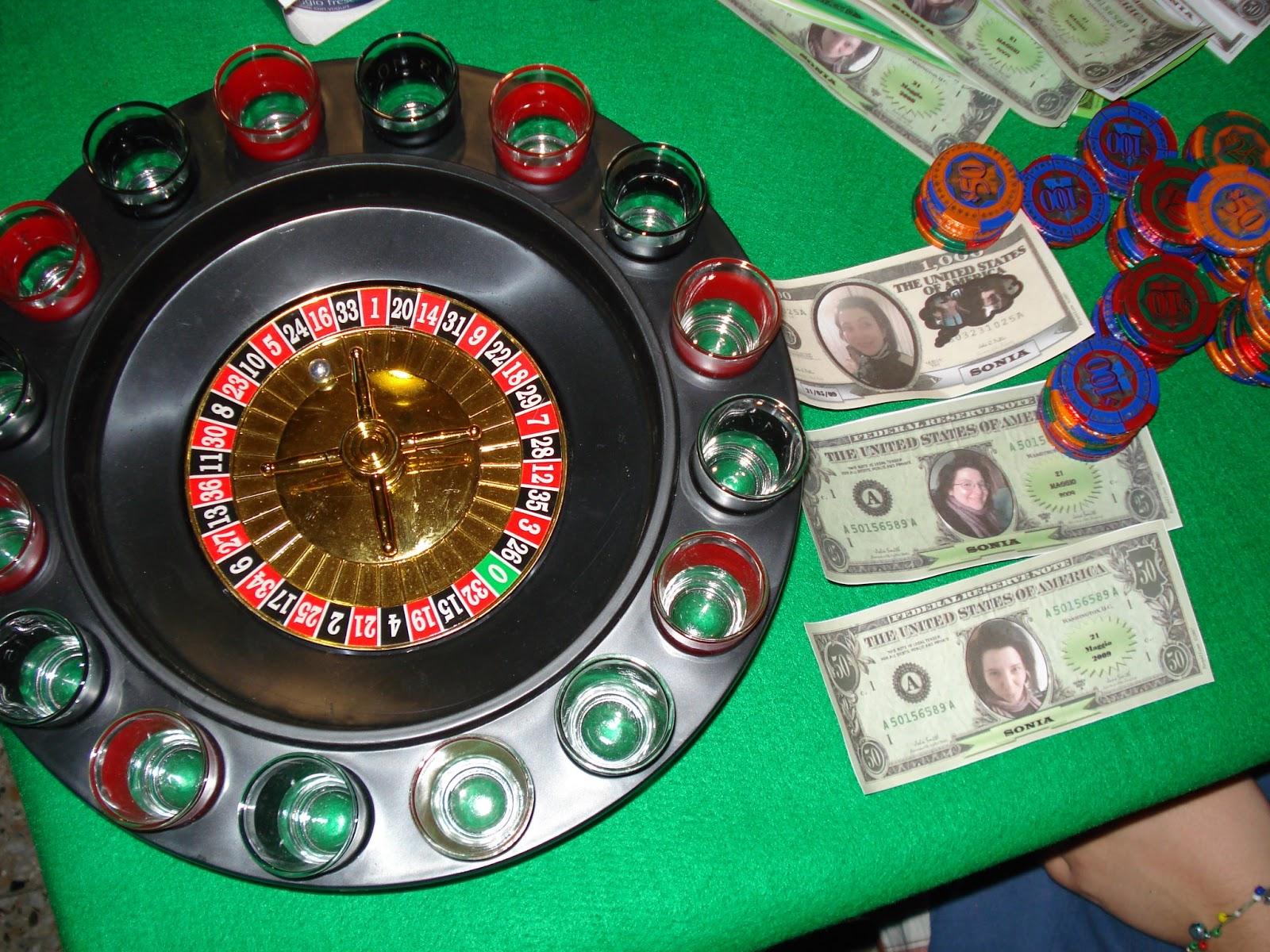 Carte da gioco roulette