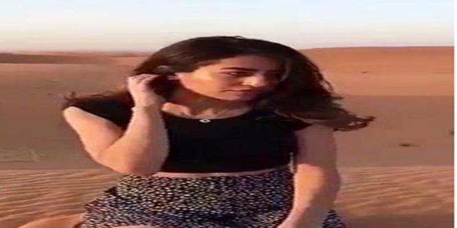 حقيقة تسريب فيديو خلود مودل تعرف على الإجراءات الصادرة ضد فتاة أشقير
