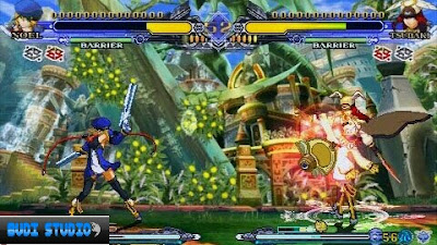 Download BlazBlue Continuum Shift 2 PPSSPP