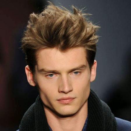 garcon cheveux court bg