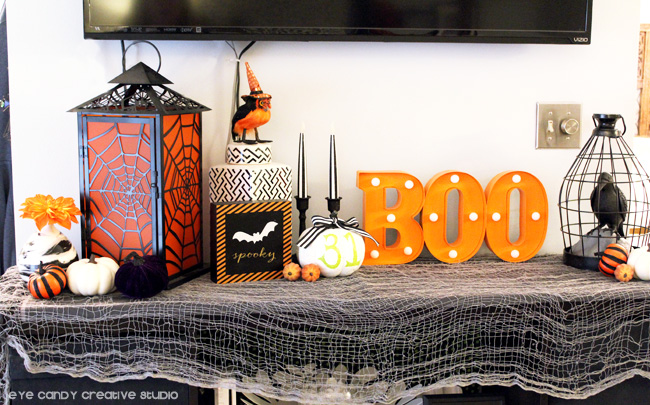 boo sign, target finds, halloween decor, halloween lantern, pumpkins