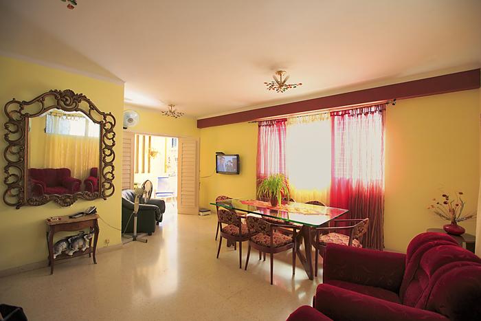 Casa Maura, una excelente casa particular para reservar en la Habana Vieja