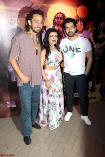 Shibani Kashyap Launches her Music Single led 24 Hours Irresponsible 027.JPG