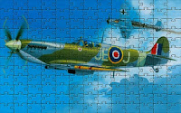 Canadian Spitfire Attack
