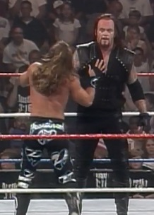 WWE / WWF: In Your House 17 - Ground Zero - Undertaker vs. Shawn Michaels