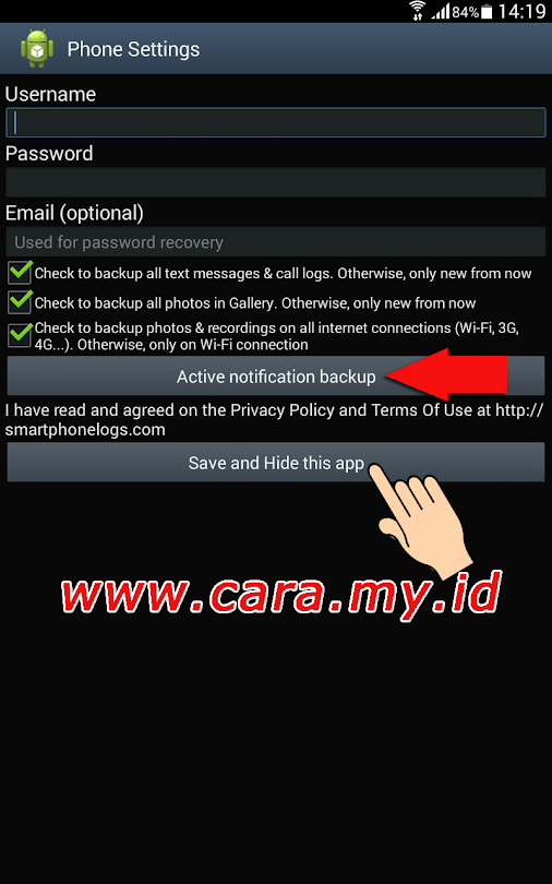 Cara sadap hp android & iphone 2018 – appmia spy phone app youtube.