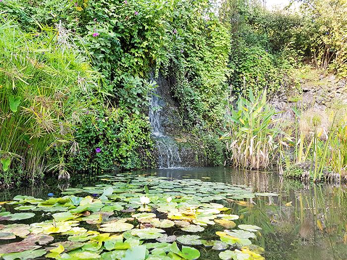 Jardins de la Fontaine Nîmes et Look Automne 01