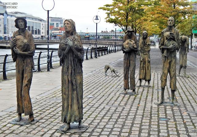 Memorial de la Fam Dublín