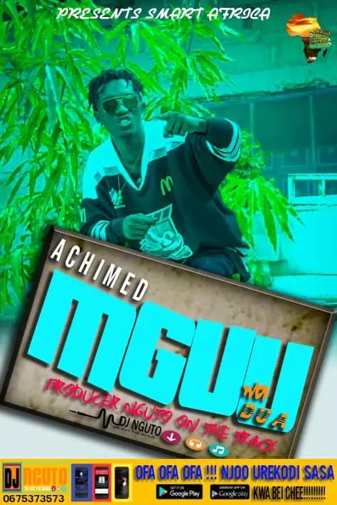 Download Audio | Achimedy - Mguu wa Duwa (Singeli)