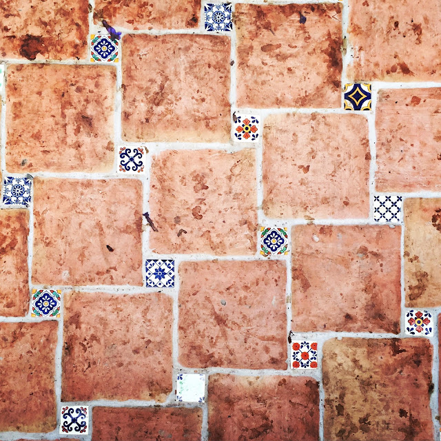 Mediterranean Tiles in the Biome