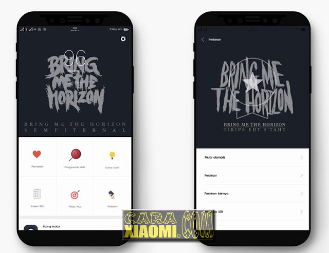 Download Link MIUI Theme BMTH Mtz by Hamsin For Xiaomi Terbaru
