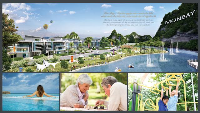 Tiện ích sống tại Mon Bay Hạ Long