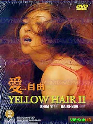 Yeallow Hair