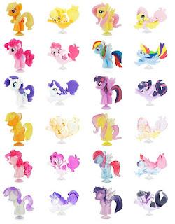 Series 5 My Little Pony Squishy Pops