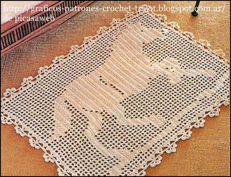 Crochet Fabric Crochet Ganchillo Patrones Graficos - Patrones ...
