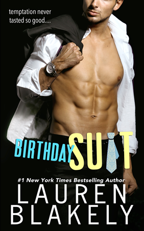 New Release: Birthday Suit by Lauren Blakely | About That Story