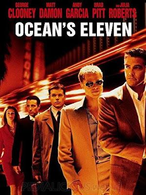 Sinopsis film Ocean's Eleven (2001)