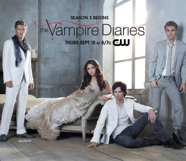 مسلسل The Vampire Diaries الموسم 3 الحلقة 15