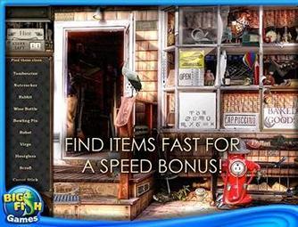 Game iPad Menjadi Detektif: Cate West The Vanishing Files HD