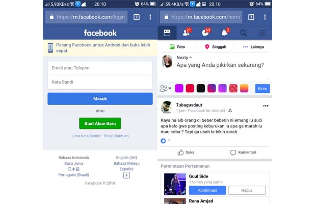 Cara Auto Add Friend Facebook Terbaru 2018 Work 100% Lewat Android