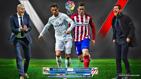 Assistir Atlético de Madrid x Real Madrid ao vivo grátis em HD 02/05/2017