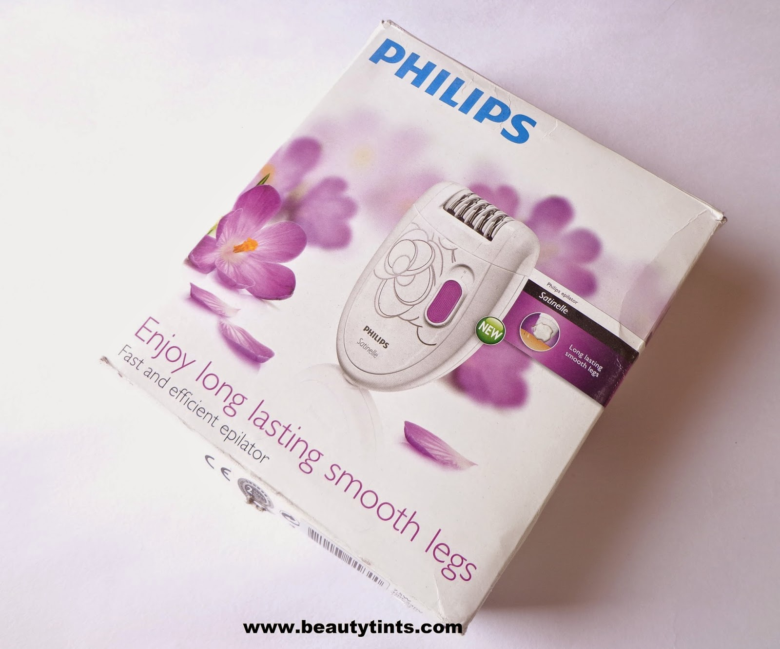 Epilatore Philips Satinelle HP 6400 recensione