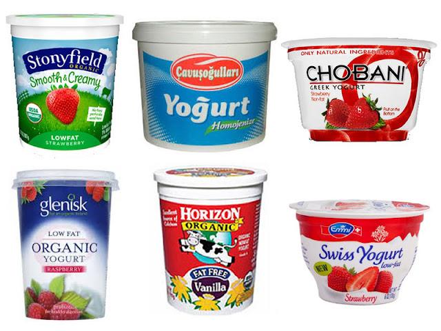 Jenis Jenis Yogurt Enak Di Dunia