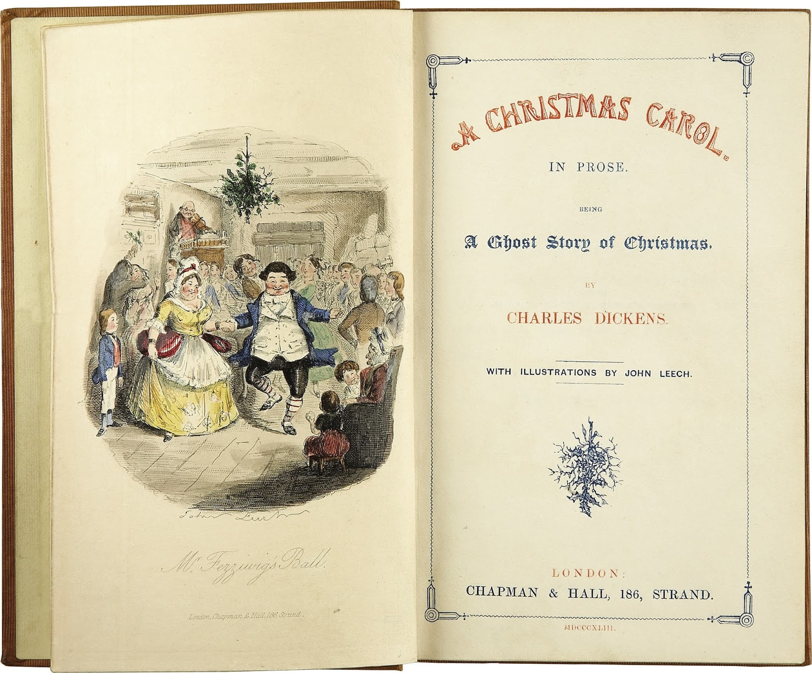 How did A Christmas Carol change the English language?