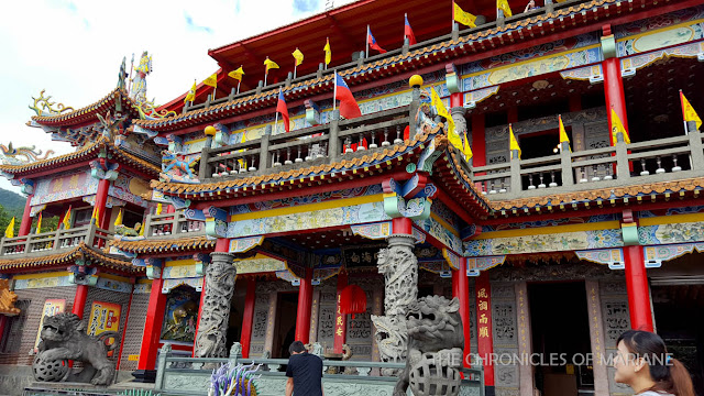 dali tiangong temple
