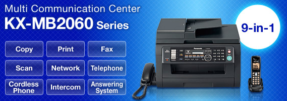 PANASONIC KX-MB2061E MULTI-FUNCTION STATION DOWNLOAD DRIVER