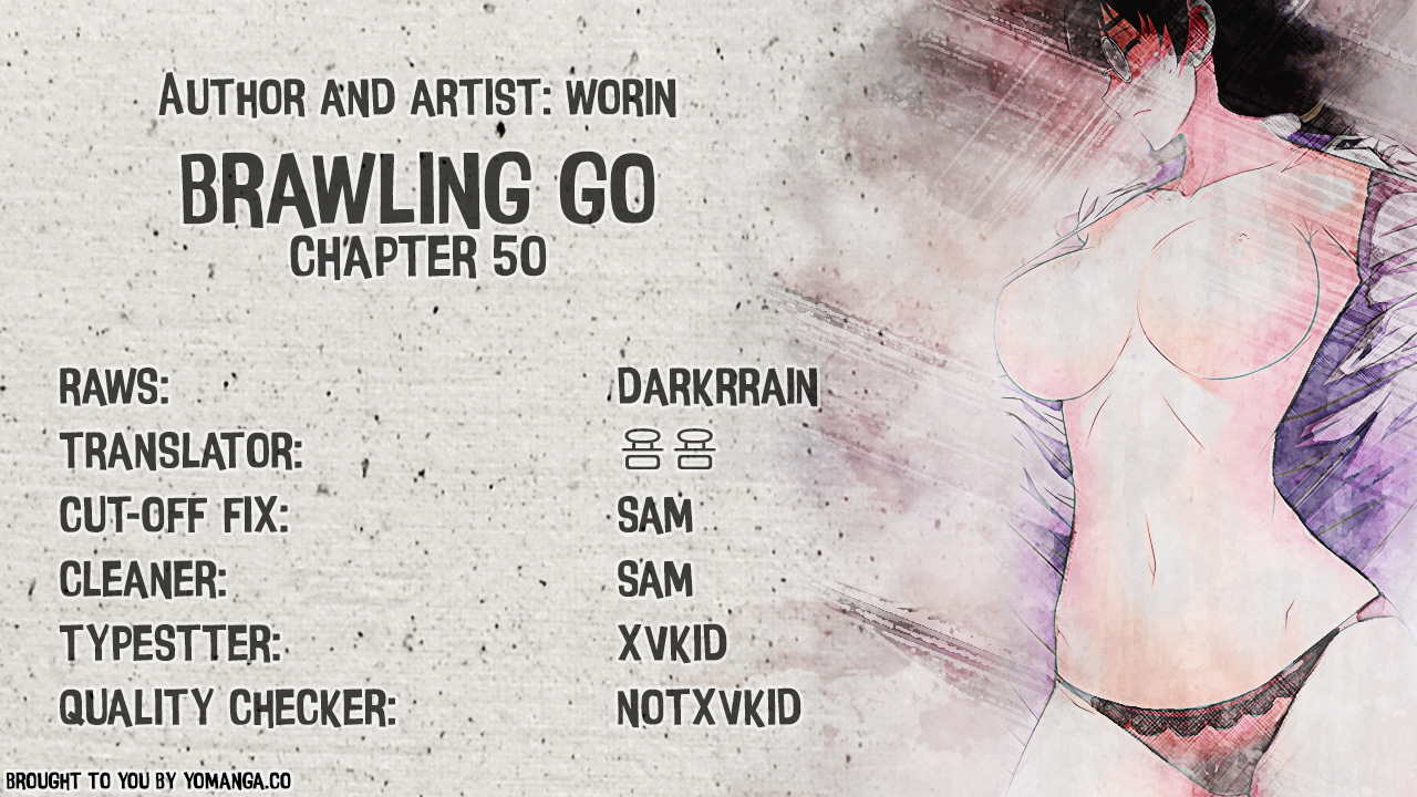 Brawling Go - Chapter 52