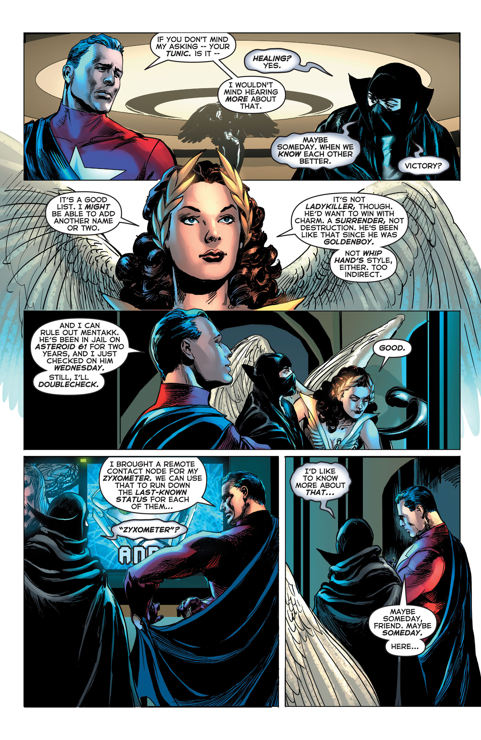 Read online Astro City comic -  Issue #8 - 15