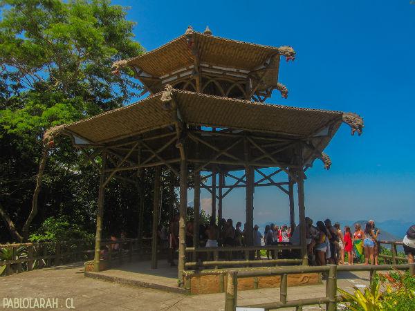 Picture of Vista Chinesa at Floresta da Tijuca, Rio de Janeiro, by Pablo Lara H