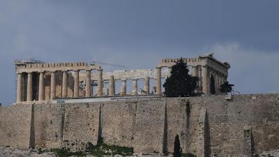 Ιστορική απόφαση ΚΑΣ: Αποκατάσταση του βόρειου τoίχου του Παρθενώνα