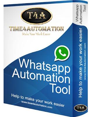 Produk Digital Whatsapp Automation Tool untuk promosi-in jualan lewat Whatsapp