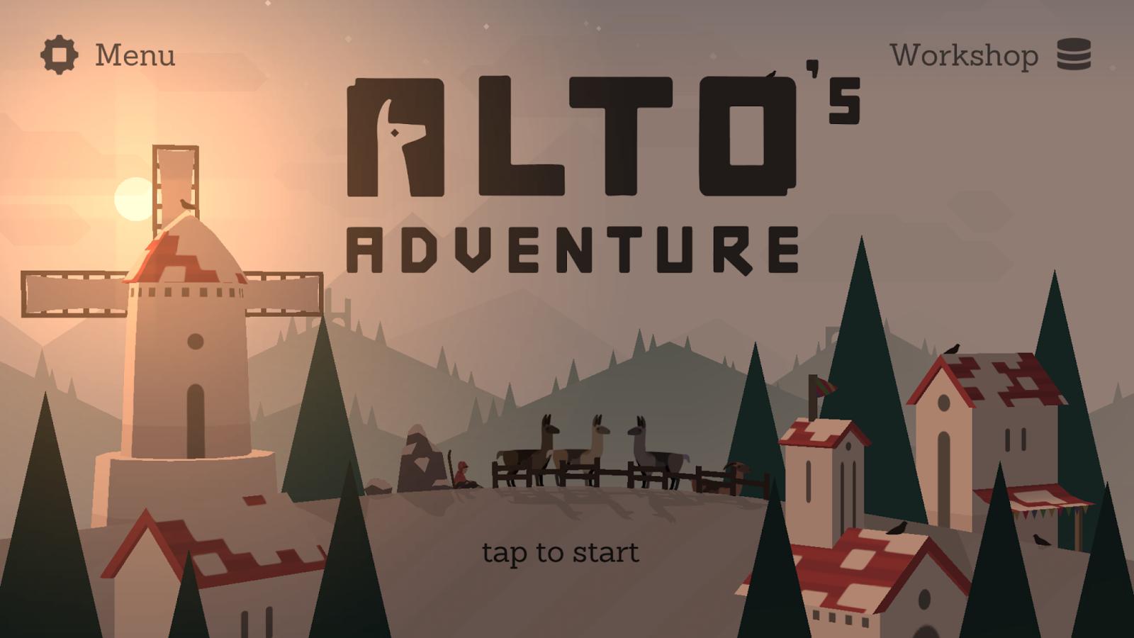 Altos Adventure İncelemesi Seyre Daldıran Mobil Oyun