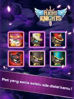 Line Flight Knights Mod Apk Unlimited Gems