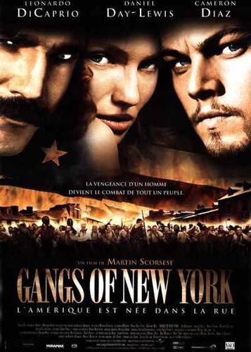 بوستر فيلم Gangs of New York