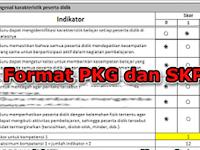Aplikasi PKG dan SKP Otomatis Guru dan Kepala Sekolah