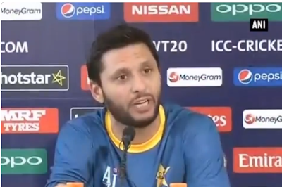 Pakistan may have delayed sending its team to India for the T20 World Cup raising red flag over security.   But once the players landed they have lost time in launching a charm offensive.   Speaking to reporters in Kolkata, Pak skipper Shahid Afridi  said he and his team had found more love in India than in Pakistan.