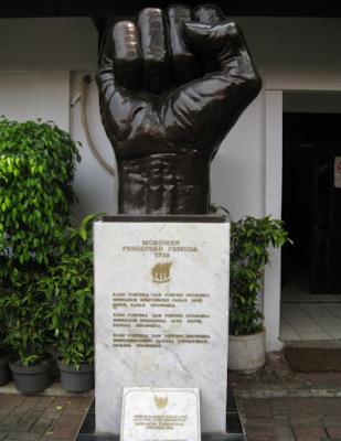 monumen sumpah pemuda