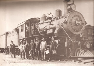 Joseph Rucker and others N & W Railroad Shenandoah, VA https://jollettetc.blogspot.com
