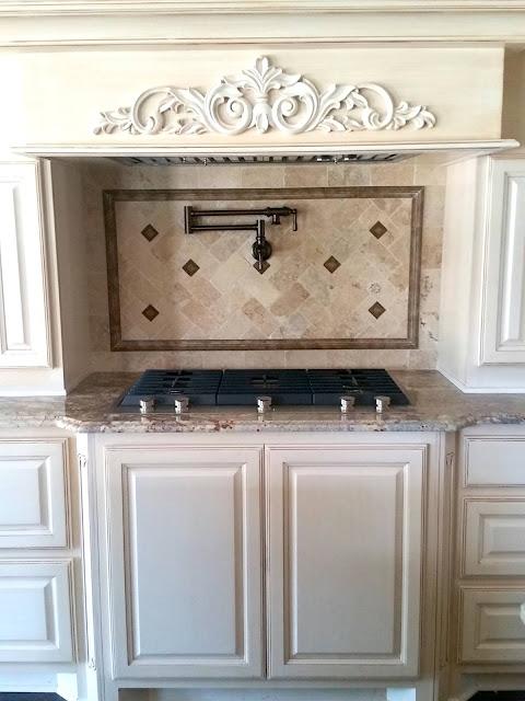 Embellished Cabinets
