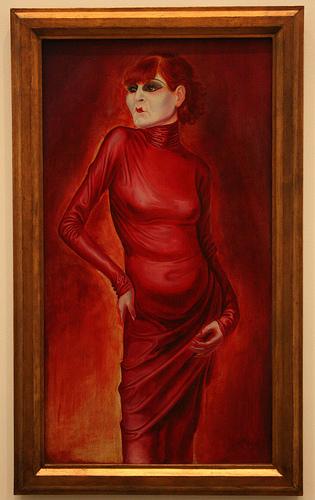 Otto Dix Anita Berber